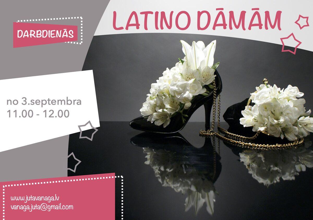 Latino Dāmām - dienas nodarbības.