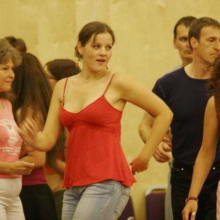Aktīvie dejotāji